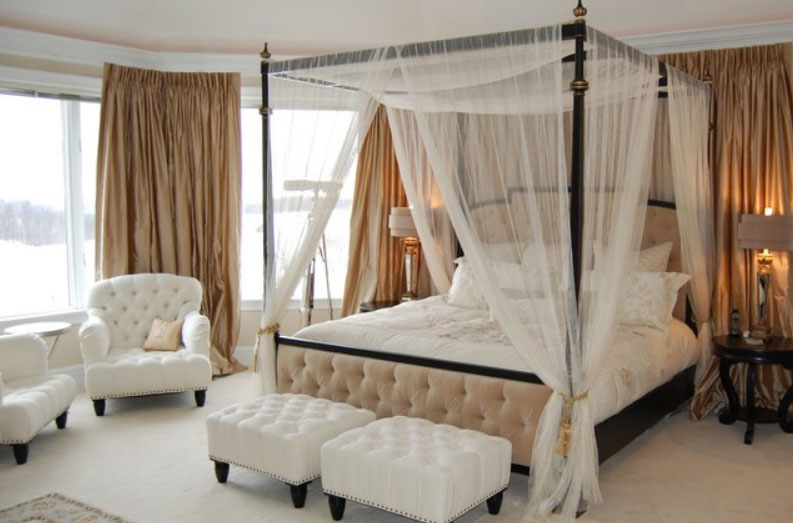 Curtains Ideas canopy bed drapes curtains : EMF Shield Fabrics, Bed Canopy,  Curtains and