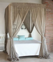 EMF Shield Fabrics, Bed Canopy, Curtains and More